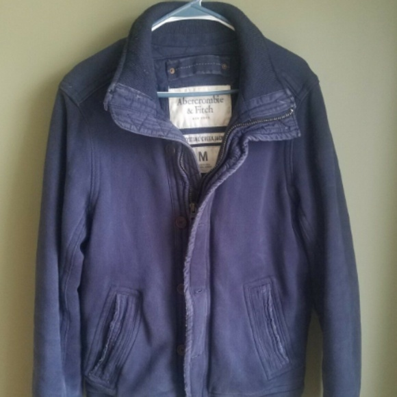 Abercrombie & Fitch Other - Abercrombie & Fitch Mens sz M Blue A&F GRINDSTONE